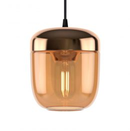 Acorn pendel (Amber)