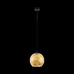 Albaraccin pendel (Mässing/guld)