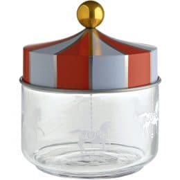 Alessi Circus Glasburk med Hermetiskt lock 50 cl