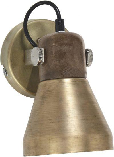 Ashby spotlight 20cm (Mässing/guld)