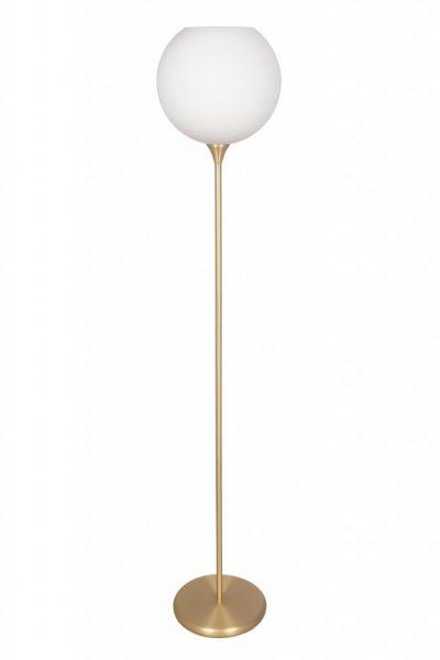 Bowl golvlampa (Mässing/guld)