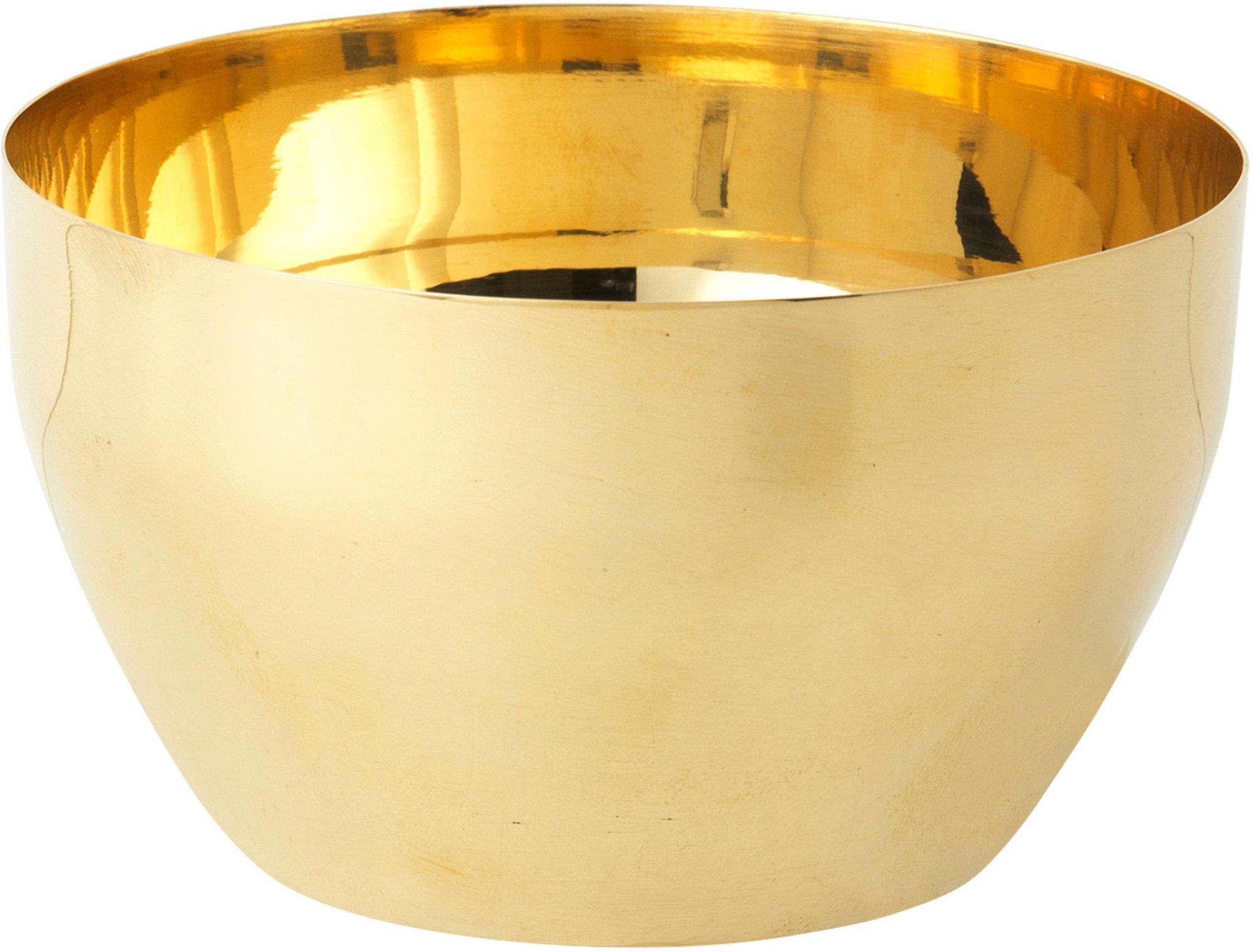 Broste Copenhagen 'Joan' skål i mässing, 10 cm