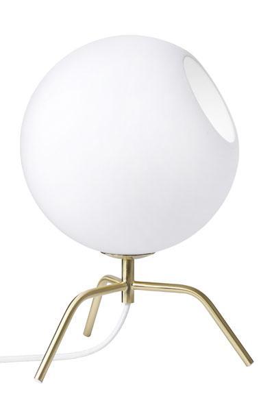 Bug bordlampa mässing (Mässing/guld)