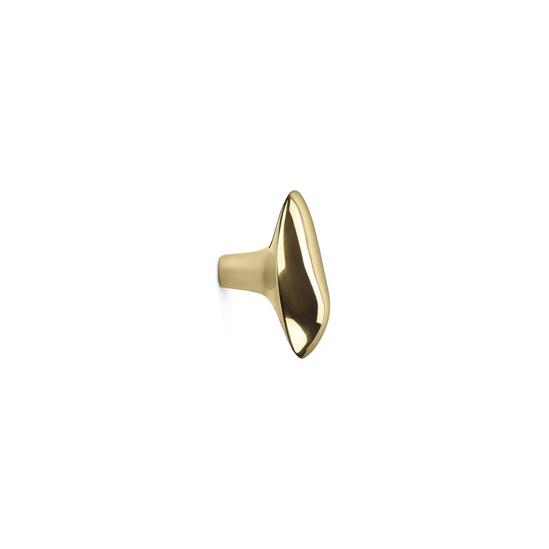 Chanterelle Hook Brass, Ferm Living
