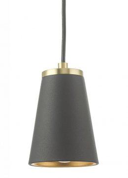 Cone fönsterlampa (Vit)