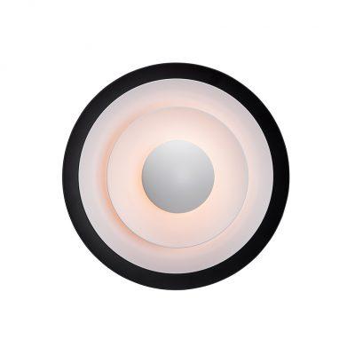 Diablo vägglampa LED 40cm (Mässing/guld)