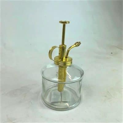 Dusch-spray Glas/mässing 300ml