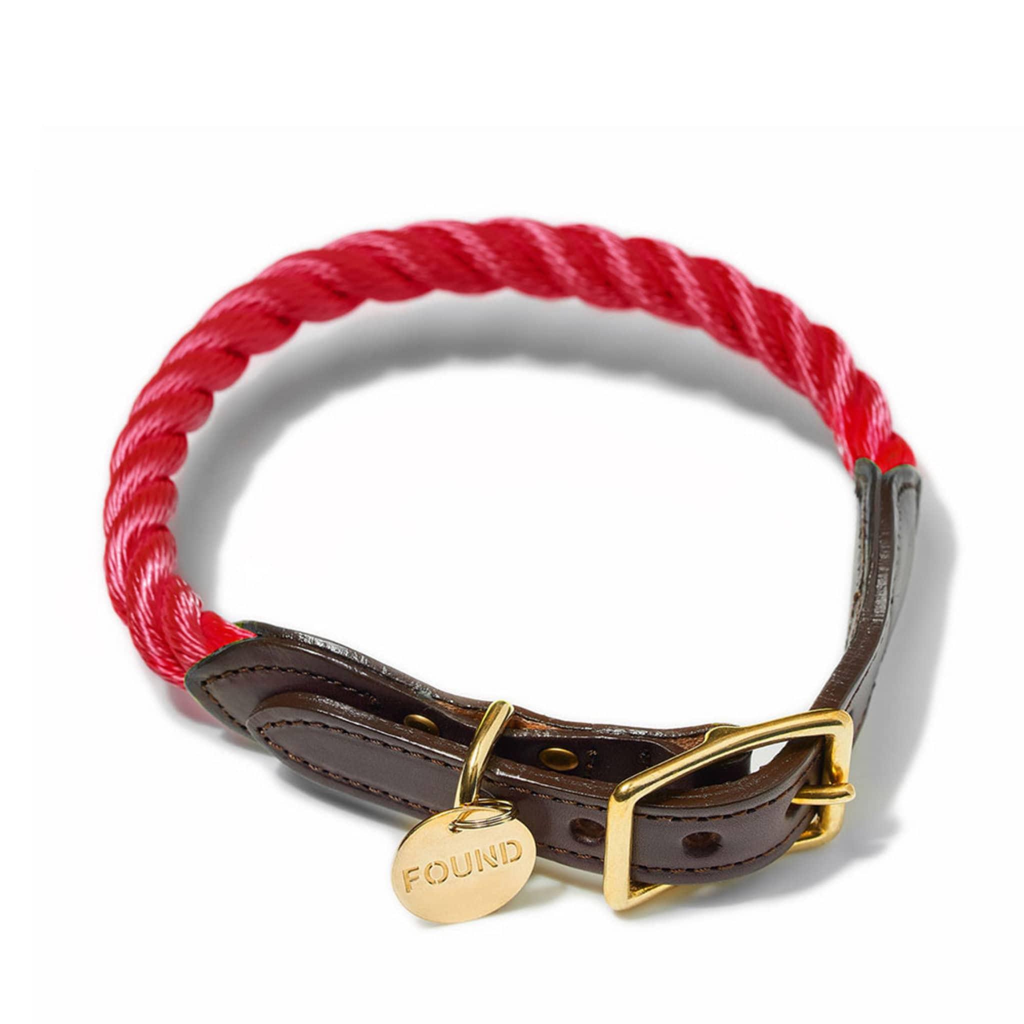 Found my Animal, Hundhalsband Rope