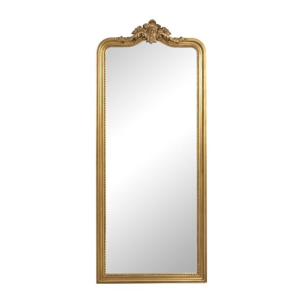 Guldspegel Rokoko 190 cm Nordal