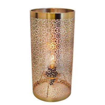 Hermine bordslampa (Mässing/guld)