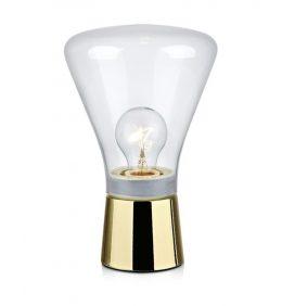 Jack bordlampa (Mässing/guld)