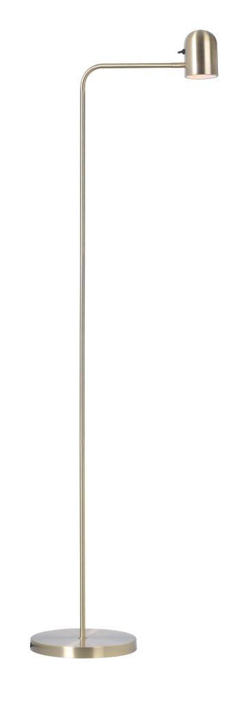 Jarl govlampa (Mässing/guld)