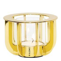 Jazz Mini Ljushållare Mässing 8,5x6,5 cm