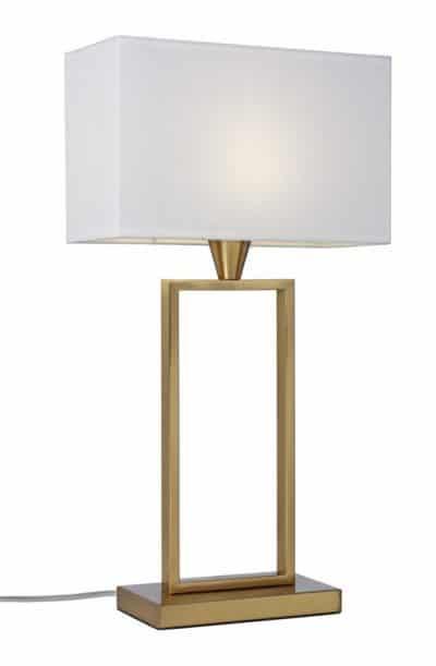 Kensington bordlampa (Svart)