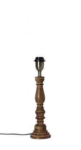Lampfot Cottex Trä 40cm (Trä)