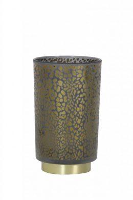 Leopard LED 12cm (Grå)