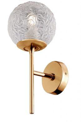 Ligero vägglampa (Mässing/guld)