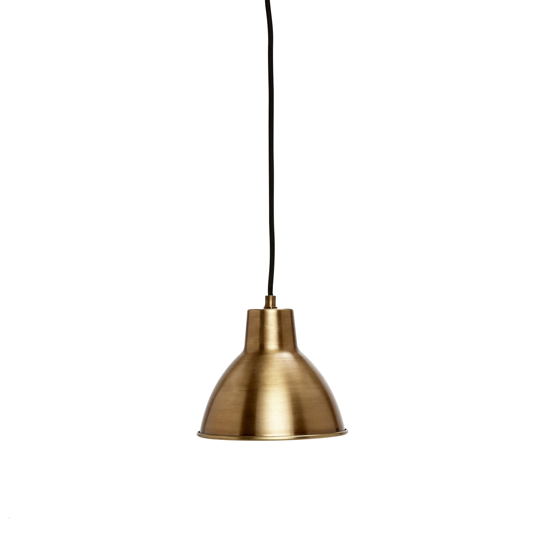Liten mässingslampa, Hubsch