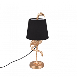 Lola bordlampa (Mässing/guld)