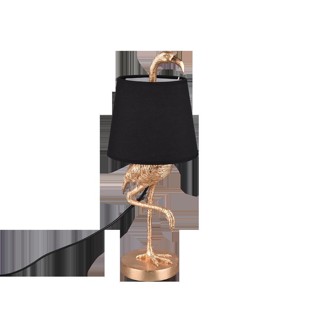 Lola bordlampa (Svart)