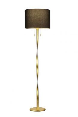 Nandor (Mässing/guld)