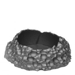 Skultuna - Skultuna Opaque Objects Ljushållare Small Titanium Black