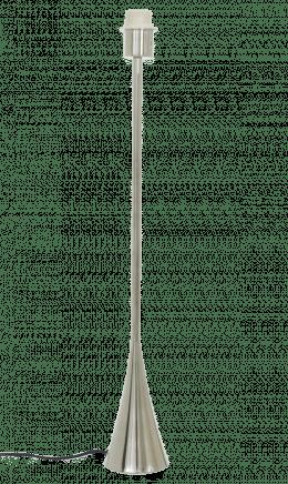 Spira lampfot 70cm (Mässing/guld)