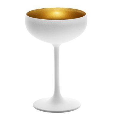 Stölzle - Stölzle Elements Champagnekupa Vit/Guld