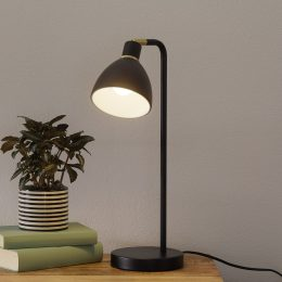 Tidlös bordslampa Ray för skrivbordet