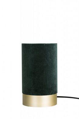 Velvet bordlampa (Röd)